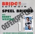 Bekijk details van Speel bridge met Berry Westra; Oefenspellen 1
