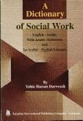 Bekijk details van A dictionary of social work