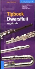 Bekijk details van Tipboek dwarsfluit en piccolo