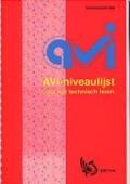 Bekijk details van AVI-niveaulijst voor het technisch lezen