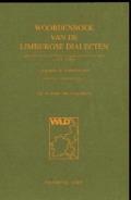 Bekijk details van Woordenboek van de Limburgse dialecten; Agrarische terminologie; Afl. 13