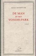 Bekijk details van De man in het Vondelpark