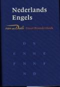 Bekijk details van Van Dale groot woordenboek Nederlands-Engels