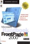 Bekijk details van Microsoft handboek Frontpage 2000