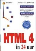Bekijk details van HTML 4 in 24 uur