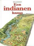 Bekijk details van Een indianen kamp