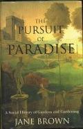 Bekijk details van The pursuit of paradise