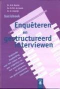 Bekijk details van Enquêteren en gestructureerd interviewen