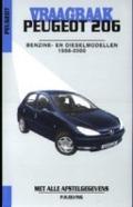 Bekijk details van Vraagbaak Peugeot 206