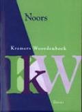 Bekijk details van Kramers woordenboek Noors-Nederlands, Nederlands-Noors