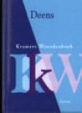 Bekijk details van Kramers woordenboek Deens-Nederlands, Nederlands-Deens