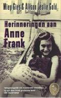 Bekijk details van Herinneringen aan Anne Frank