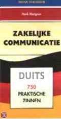 Bekijk details van Zakelijke communicatie Duits