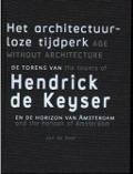 Bekijk details van Het architectuurloze tijdperk
