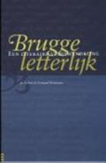 Bekijk details van Brugge letterlijk