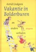 Bekijk details van Vakantie in Bolderburen en andere verhalen