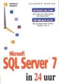 Bekijk details van SQL Server 7 in 24 uur