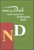Bekijk details van Van Dale handwoordenboek Nederlands-Duits