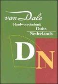 Bekijk details van Van Dale handwoordenboek Duits-Nederlands
