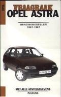 Bekijk details van Vraagbaak Opel Astra