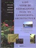 Bekijk details van Gids voor de Nederlandse tuin- en landschapsarchitectuur; Dl. Zuid