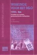 Bekijk details van Wiskunde voor het mlo; Dl. 3m