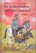 Bekijk details van De heldendaden van Don Quichot