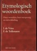 Bekijk details van Etymologisch woordenboek