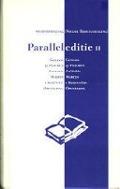 Bekijk details van Paralleleditie; II