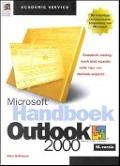 Bekijk details van Microsoft handboek Outlook 2000