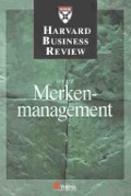 Bekijk details van Harvard business review over merkenmanagement
