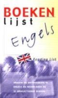 Bekijk details van Boekenlijst Engels