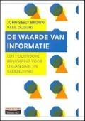 Bekijk details van De waarde van informatie