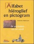 Bekijk details van Alfabet, hiëroglief, pictogram