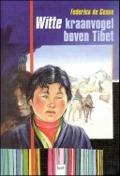 Bekijk details van Witte kraanvogel boven Tibet