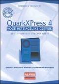 Bekijk details van QuarkXPress 4 voor het dagelijks gebruik