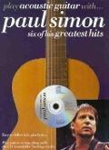Bekijk details van Play acoustic guitar with... Paul Simon
