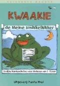Bekijk details van Kwaakie, de kleine smikkelkikker