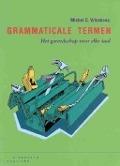 Bekijk details van Grammaticale termen