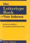 Bekijk details van Het lettertype boek voor iedereen