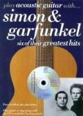 Bekijk details van Play acoustic guitar with...Simon & Garfunkel
