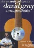 Bekijk details van Play acoustic guitar with... David Gray