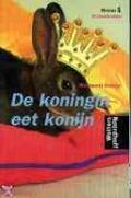 Bekijk details van De koningin eet konijn