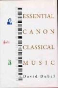 Bekijk details van The essential canon of classical music