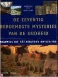 Bekijk details van De zeventig beroemdste mysteries van de oudheid