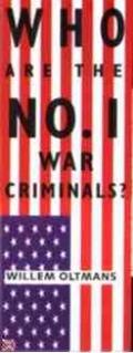Bekijk details van Who are the no. 1 war criminals?