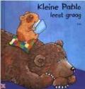 Bekijk details van Kleine Pablo leest graag