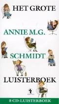 Bekijk details van Het grote Annie M.G. Schmidt luisterboek
