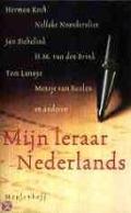 Bekijk details van Mijn leraar Nederlands