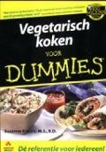 Vegetarisch koken voor dummies